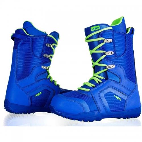 Boty Woox Fairair blue - AKCE1