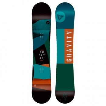 Snowboard Gravity Empatic 2019/2020 - AKCE1