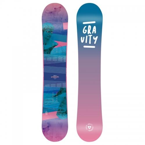 Dámský snowboard Gravity Voayer 2020/20211