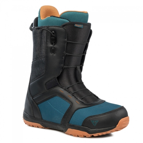 Boty Gravity Recon Fast Lace black/blue/rust 2020/20211