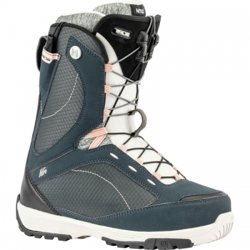 Dámské boty Nitro Monarch TLS navy blue1