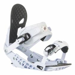 Snowboardové vázání Gravity G2 white/bílé 2016