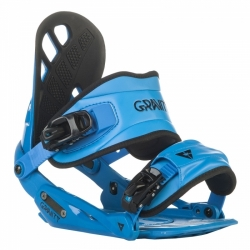 Vázání na snowboard Gravity G1 blue/modré 2015/16