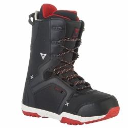 Pánské boty na snowboard Gravity Recon black/red