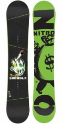 Pánský snowboard Nitro Swindle