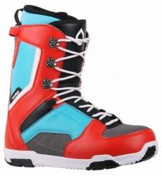 Snowboardové boty Westige Max Blue/Red