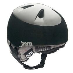 Dětská přilba Bern ZM Gloss black