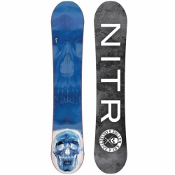 Pánský snowboard Nitro Team Gullwing x Sullen wide - AKCE