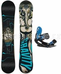Snowboard set Gravity Cosa