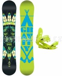 Snowboard set Gravity Empatic