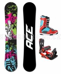 Snowboardový komplet Ace Monster