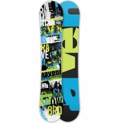 Snowboard Raven Grunge 2016