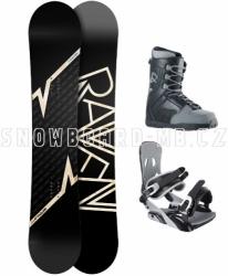 Snowboardový komplet s botami Raven Pulse