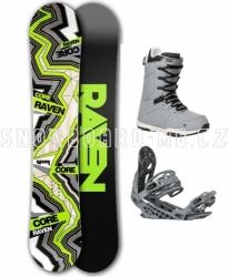 Pánský snowboardový komplet Raven Carbon 2017