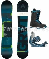 Snb komplet Gravity Adventure blue