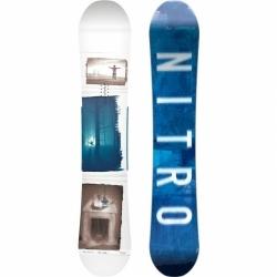 Snowboard Nitro Team Exposure wide