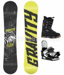 Snowboard komplet Gravity Flash