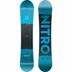 Snowboard Nitro Prime Blue 2019