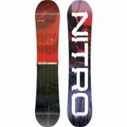 Snowboard Nitro Team wide