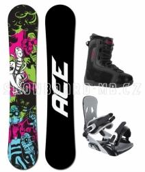 Snowboardový komplet Ace Monster pro muže i ženy