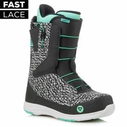 Dámské boty Gravity Sage Fast Lace black/mint