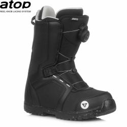 Dětské boty Gravity Micro Atop black