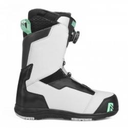 Dámské snb boty Nidecker Onyx Coiler grey/aqua