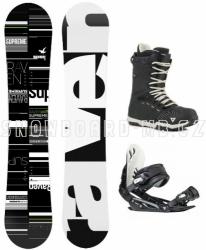 Snowboard komplet Raven Supreme