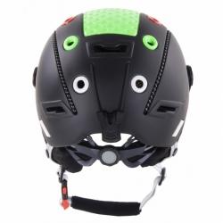 Dětská helma Hatchey Rival Visor black-2