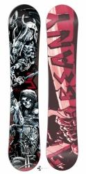 Juniorský snowboard Beany Hell