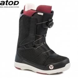 Dámské boty Gravity Sage Atop black