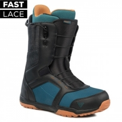 Boty Gravity Recon Fast Lace black/blue/rust