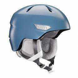 Dámská helma Bern Bristow satin atlantic blue
