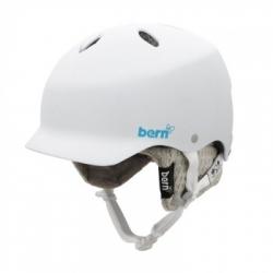 Dámská helma Bern Lenox gloss white