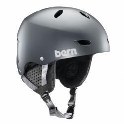 Dámská helma Bern Brighton satin metallic storm 2019/20
