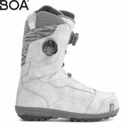 Dámské boty Nidecker Trinity Focus platinum grey