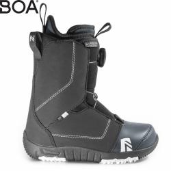 Dětské boty Nidecker Micron Boa black