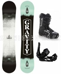 Snowboardový komplet Gravity Adventure 2020/2021