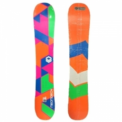 Snowboard FTWO NeonDeck
