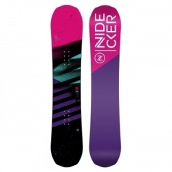 Snowboard Nidecker Micron Flake