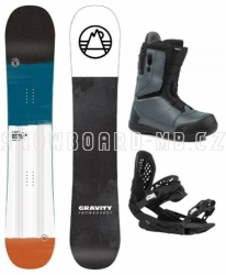 Freeride komplet Gravity Apollo 2020/21