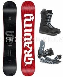 Komplet Gravity Madball 2020/21 Twintip freestyle snowboard komplet Gravity Madball 2020/21 9690 Kč153 cm, 156 cm, 159 cm, 160 cm wide, ...Freestyle/allmountain komplet Gravity Madball 2020/21 Pánský