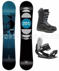 Snowboard komplet Gravity Cosa 2020/21