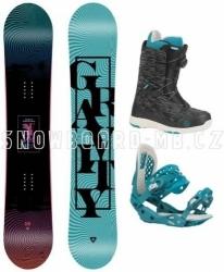 Dámský komplet Gravity Sublime (boty s kolečkem)