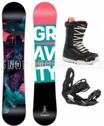 Dívčí komplet Gravity Thunder (větší boty)