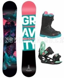 Dívčí komplet Gravity Thunder Jr (boty s kolečkem)