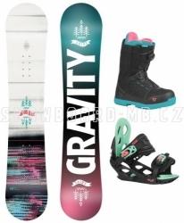 Dětský snb komplet pro dívky Gravity Fairy (boty s kolečkem)