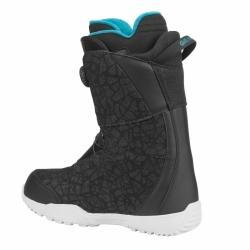 Dámské boty Gravity Aura Atop black denim/teal-2