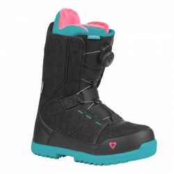 Dětské boty Gravity Micra Atop black/mint 2020/2021