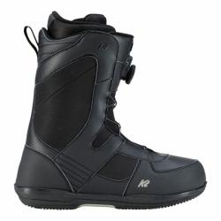 Snowboardové boty K2 Market black/černé s utahováním BOA